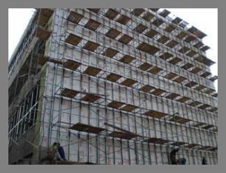 Смета на ремонт кладки фасада